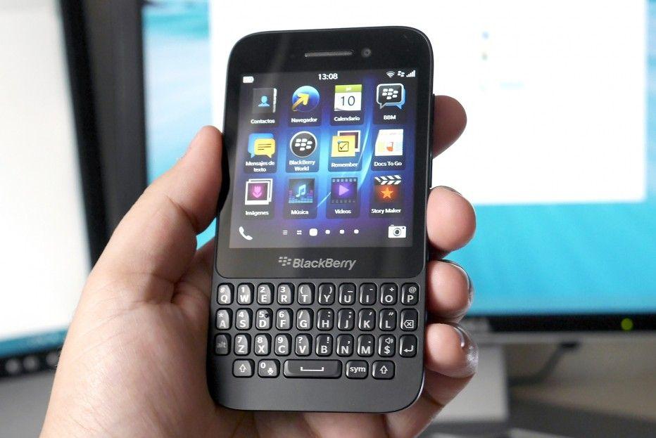 BlackBerry se enfocaría en las empresas dejando a los consumidores