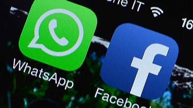 Datos personales que ahora WhatsApp comparte con Facebook