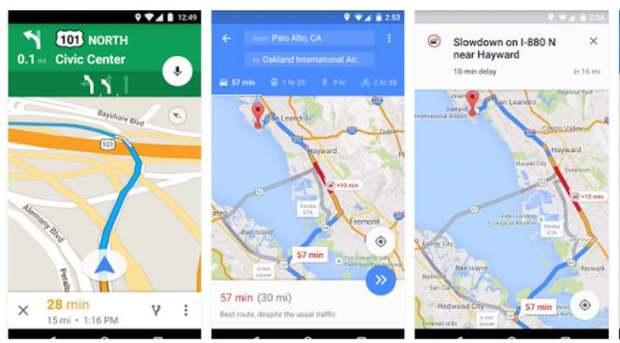 App gratis para crear tus propios mapas en Google Maps
