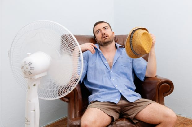La peculiar causa de la ola de calor en Europa esta semana