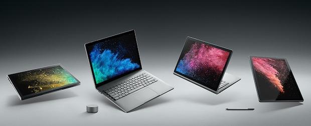 Microsoft presentará las novedades de Surface el próximo...