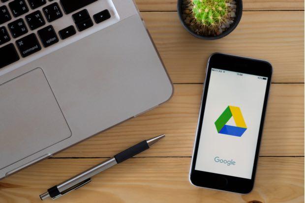 Google Drive oculta las copias de seguridad del móvil... y están aquí