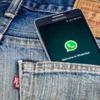 WhatsApp prepara fotos efímeras que podrás ver una sola vez