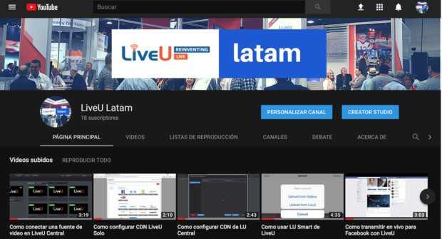 """LiveU reúne a Latinoamérica y EEUU en el """"Partners Kickoff 2020"""""""
