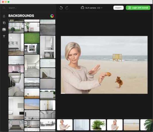 Crea fotos profesionales gratis y a tu gusto con Photo Creator