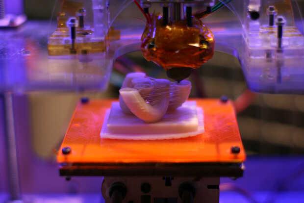 La impresora 3D ahora es parte del instrumental quirúrgico