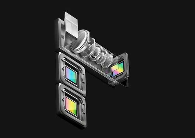 Zoom de hasta 10x sin pérdida de calidad de imagen para teléfonos inteligentes
