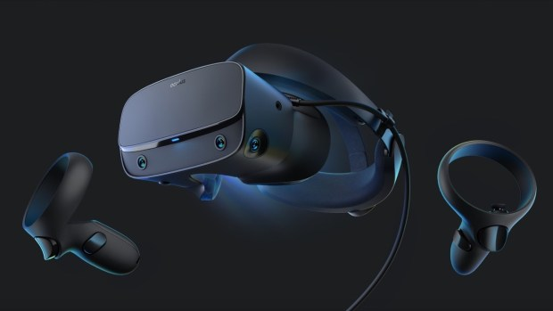 Especificaciones y precio de los nuevos visores de realidad virtual Oculus Rift S