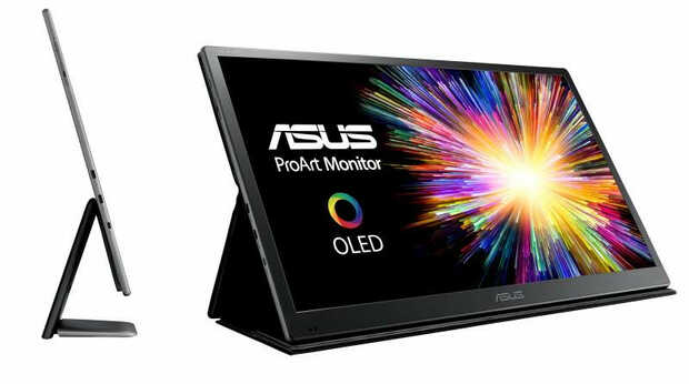 Apreciar colores realistas en el nuevo monitor ASUS te saldrá caro