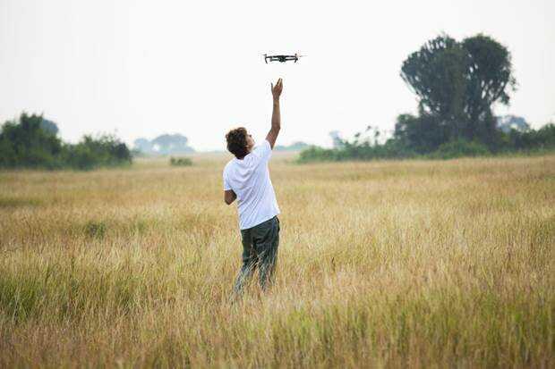 DJI Terra captura, visualiza y analiza información recogida con drones