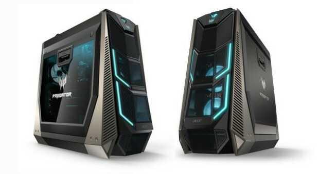 Nueva PC Gaming Predator Orion más pequeña pero más poderosa