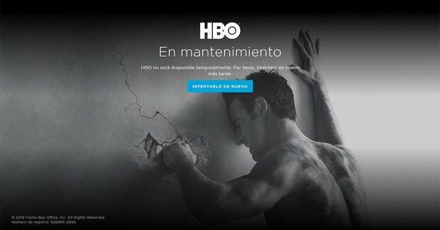 Servidores de HBO no soportan (de nuevo) la demanda de fanáticos de Juego de Tronos en su estreno #GOT