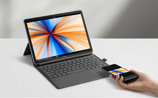 Especificaciones y precio de la nueva portátil Huawei MateBook E 2019