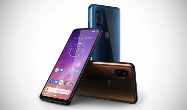 Motorola One Vision Motorola One Vision: con Android One y cámara de 48 Mpx