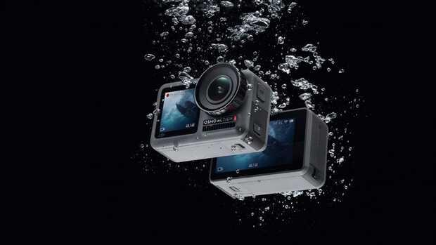 DJI Osmo Action DJI Osmo Action: cámara 4K para capturar aventuras