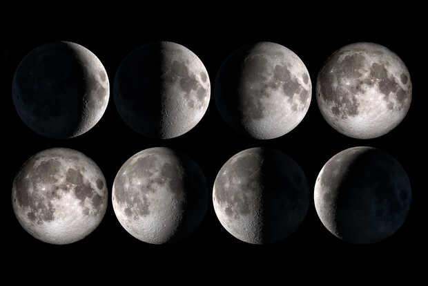 Datos más importantes sobre la luna cuarto menguante