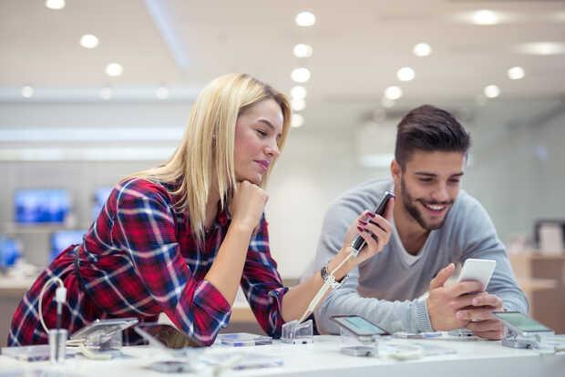 Algunos teléfonos móviles famosos emiten más radiación de la permitida
