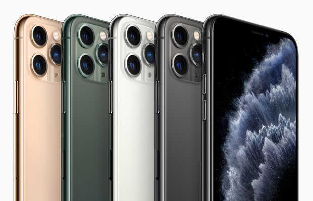 Cámaras del iPhone 11 con las que Apple aspira dominar la fotografía móvil