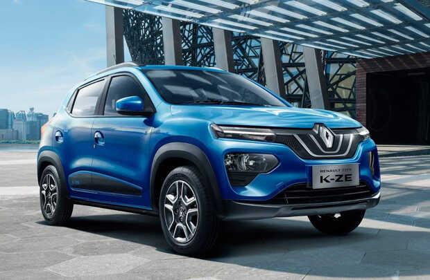 Renault K-ZE: Auto eléctrico barato que Renault acaba de lanzar en China