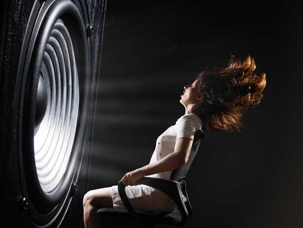 Sonido peligroso: convierten altavoces caseros en armas sónicas