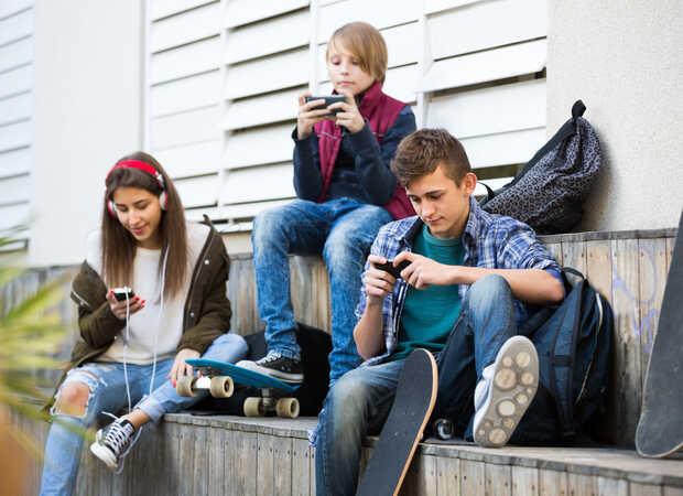 Apps que los niños jamás deberían tener en su teléfono móvil