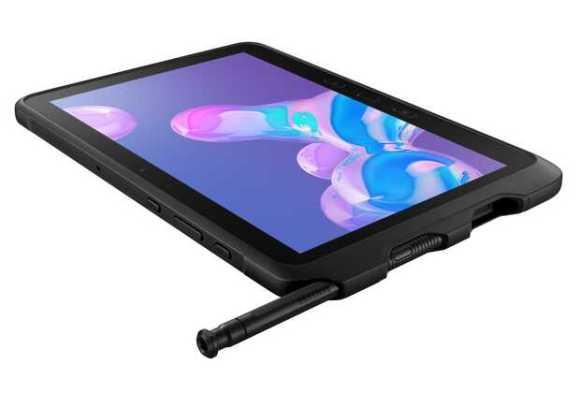 Ruggedized Galaxy Tab Active Pro es la tablet reforzada de Samsung para el trabajo duro
