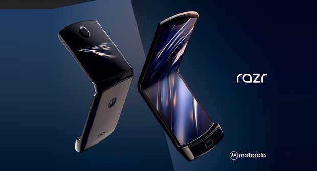 Motorola razr: ficha técnica completa y precio