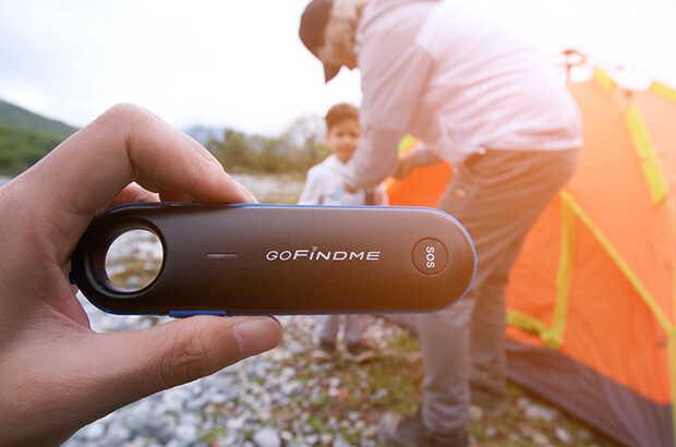 GoFindMe: Rastreador GPS en tiempo real que funciona sin servicio celular