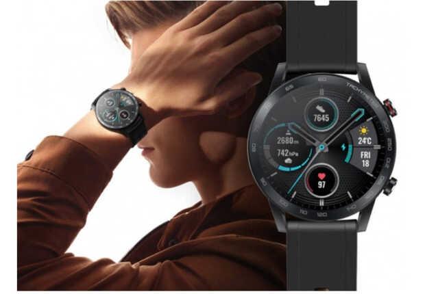 Honor anunció el reloj inteligente MagicWatch 2