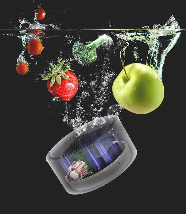 No más bacterias en los alimentos gracias al purificador Yoban de Xiaomi
