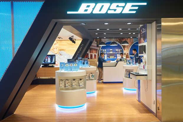 Bose cierra tiendas físicas en y despide a miles de empleados