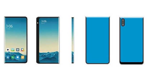 Xiaomi patenta smartphone con triple pantalla