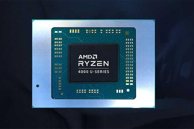 AMD lanza procesadores ultrafinos Ryzen 4000 y Radeon RX 5600 #CES2020