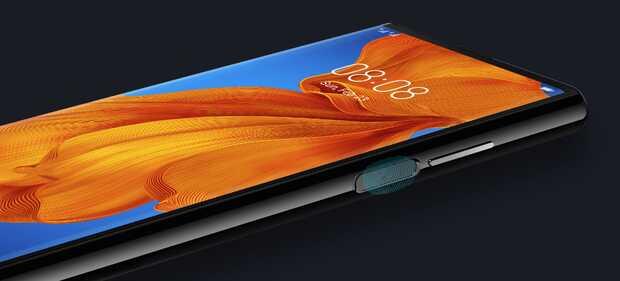 Mate Xs es el nuevo teléfono inteligente plegable deHuawei