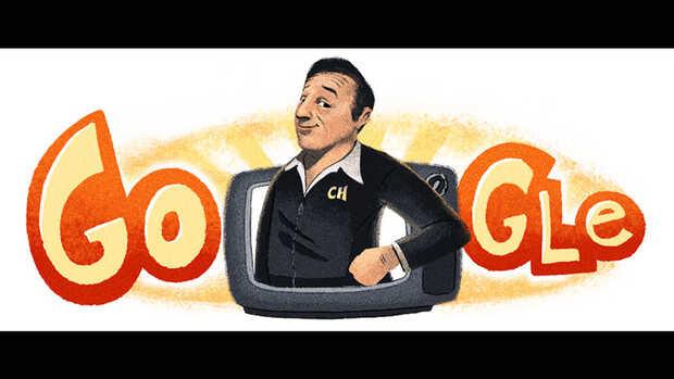 Google Doodle rinde homenaje al comediante mexicano Chespirito