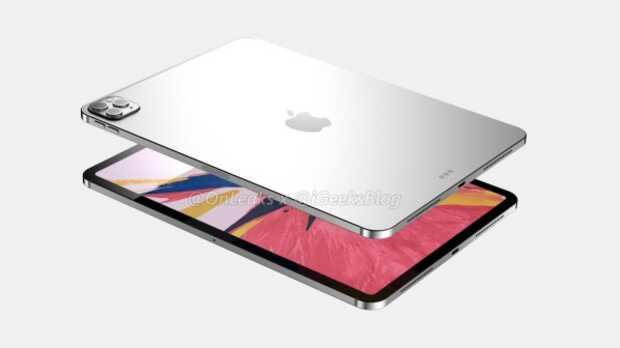 iPad Pro 2020 podría llegar con cámara 3D y nuevo tamaño de pantalla