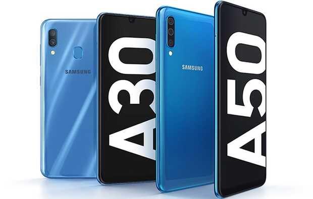 Galaxy A50 y A30 comienzan a recibir actualización One UI 2.0 basada en Android 10