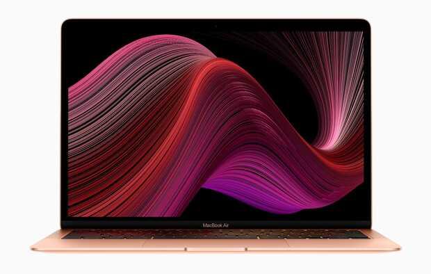 Apple actualiza la MacBook Air con cuatro núcleos y un precio más bajo