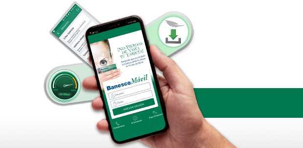 """""""Banesco Ve"""" es nueva versión de la app de banca móvil Banesco"""