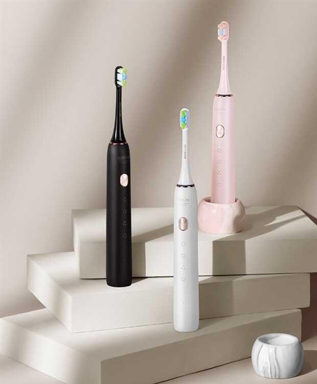 Xiaomi lanza cepillo de dientes eléctrico con carga inalámbrica