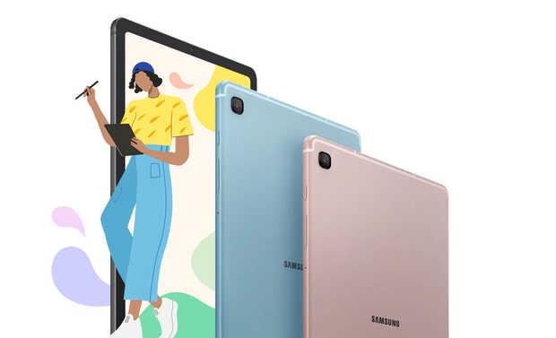 Galaxy Tab S6 Lite nueva tableta gama media con S-Pen