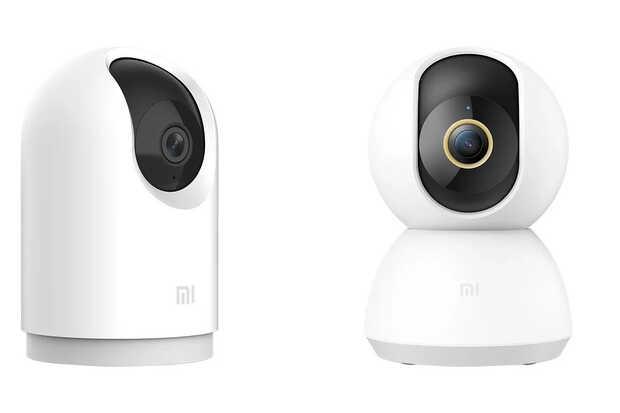 Nuevas cámaras de vigilancia para el hogar Mi Smart de Xiaomi