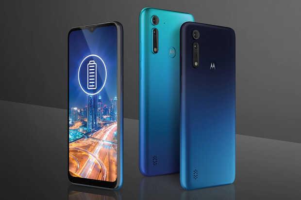 Moto G8 Power Lite: móvil barato de Motorola con gran batería y triple cámara