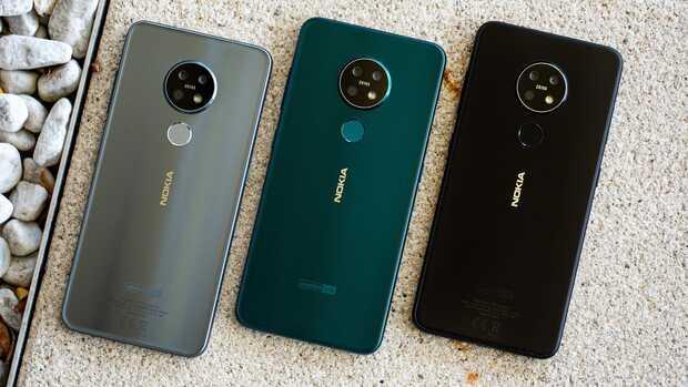 Nokia 6.2 comienza a recibir actualización oficial de Android 10