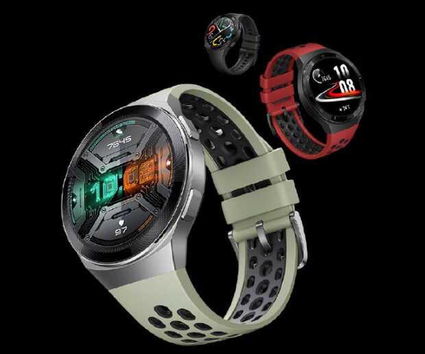 Huawei Watch GT 2e obtiene función para controlar niveles de oxígeno en sangre