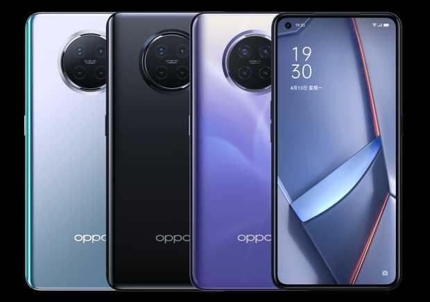 Oppo Ace2 5G llega con Snapdragon 865 y carga ultra rápida