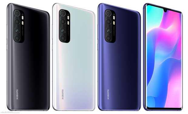 Nuevo Xiaomi Mi Note 10 Lite llega con 4 cámaras traseras... mucho teléfono por poco dinero