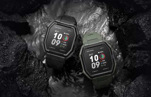 Amazfit Ares: reloj inteligente controla hasta 70 deportes y su batería dura...
