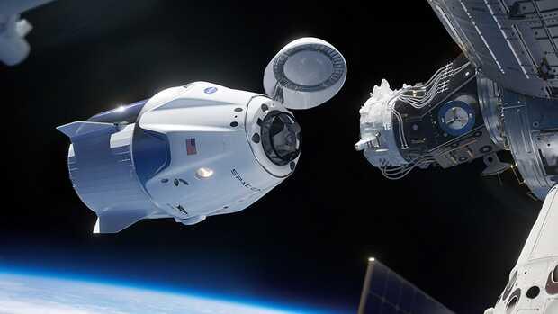 Mira aquí a SpaceX lanzar a dos astronautas de la NASA a la ISS el 27 de mayo