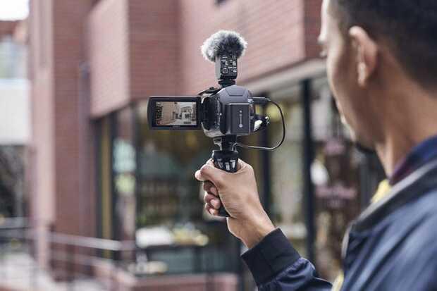 Sony ZV1: nueva cámara de video 4K para creadores de contenido